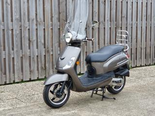 SYM-Bromscooter